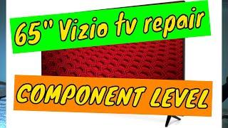 TV is totally dead, no indicator light, no Power repair. Vizio E65X-C2