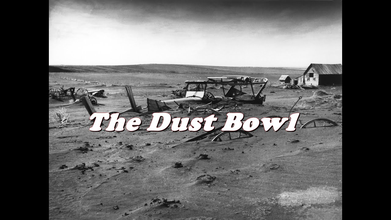 history brief the dust bowl