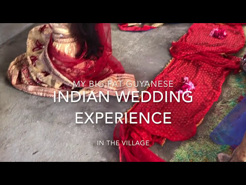 My Big Fat Guyanese Indian Wedding Experience - Dance Sequence
