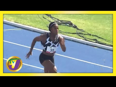 Shelly Ann Fraser Pryce 10.63 Second Fastest Women Alive Sets 100m Record