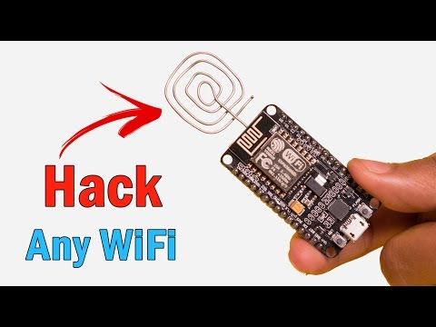WiFi Hack - How To Protect Your WiFi Network