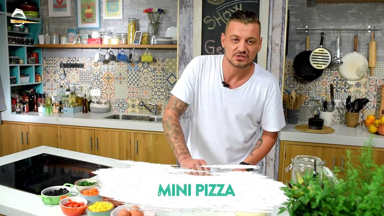 Reteta - Pizza pentru copii