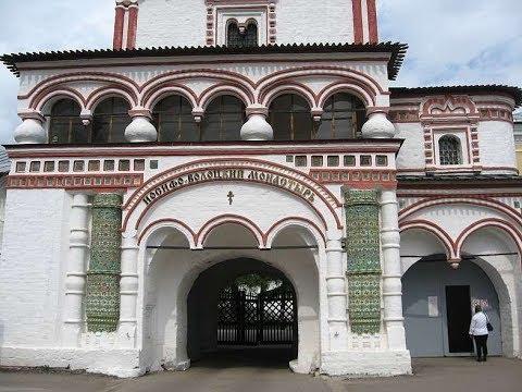 Иосифо-Волоцкий мужской монастырь