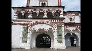 Иосифо-Волоцкий мужской монастырь...
