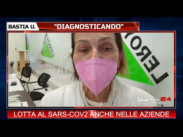 Tg Umbria+Teleterni del 15 aprile 2021