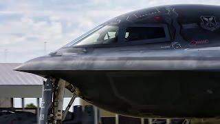 B-2 Bombers Of Whiteman AIr Force Base