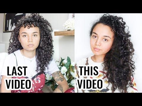 HAIR GROWTH ROUTINE