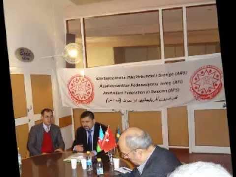 GAS Radio. Arif bəy Kəskinin Güney Azərbaycan haqda konfrans verdi.  Askar
