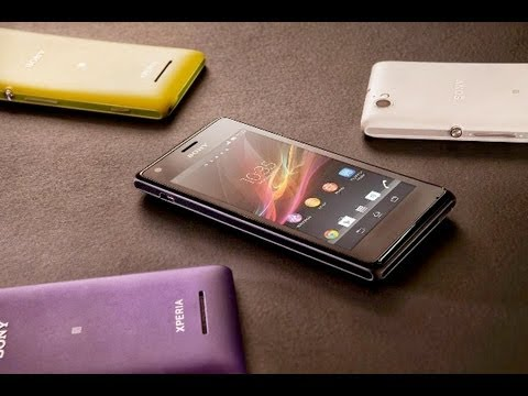 Обзор Sony Xperia M ◄ Quke.ru ►