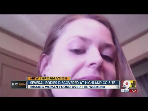 Tiffany Sayre: Missing Chillicothe woman found dead in