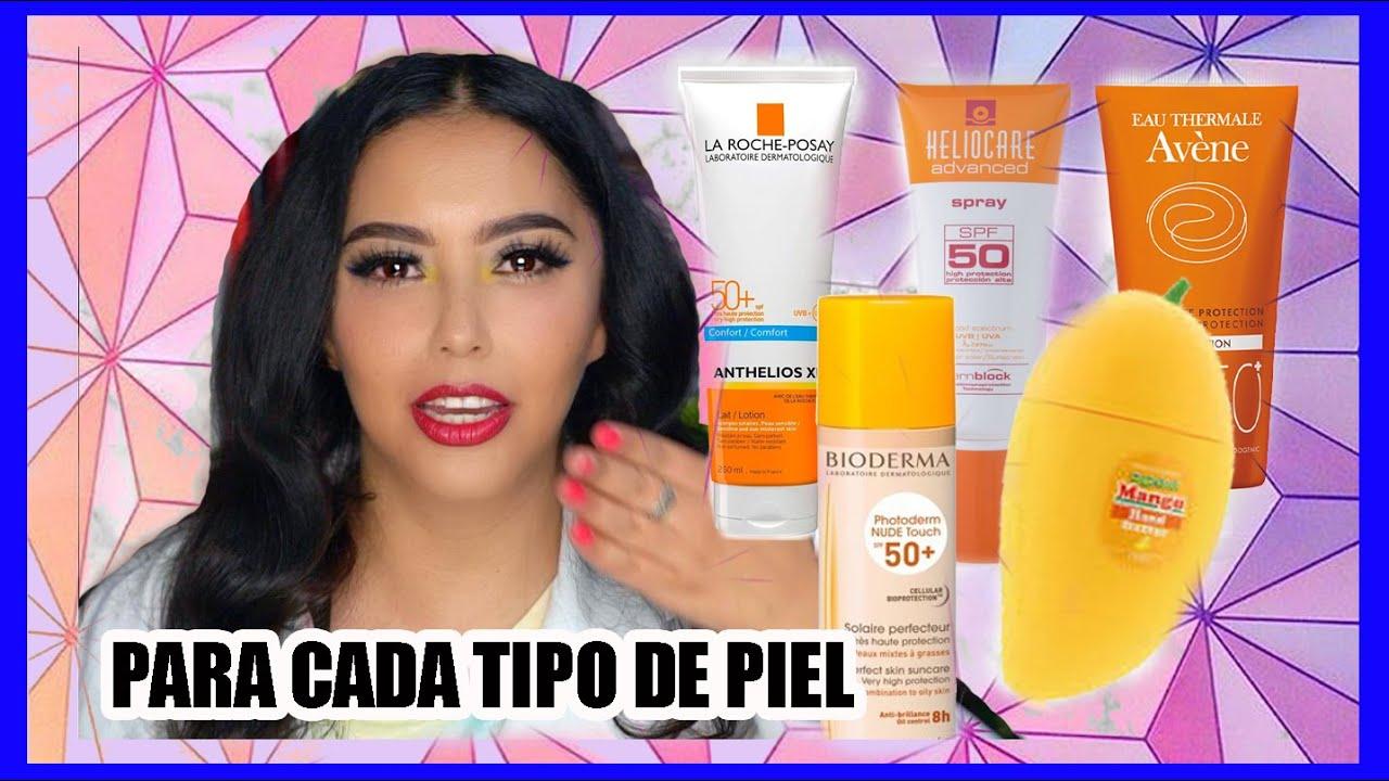 Cual Es El Mejor Protector Solar Para La Cara Alin Pescina Makeup Youtube