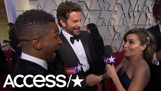 Bradley Cooper Isn't Nervous About His Oscars Gaga Duet: 'I Hope We Give Everybody What They Want'
