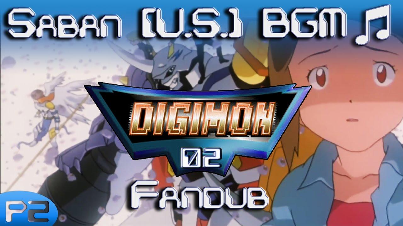 DIGIMON 02 Fandub Revenge Of Diaboromon 2