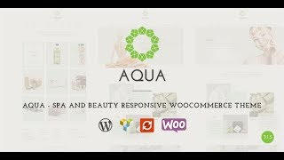 New Demo Import 12+ Unique Home - Spa & Beauty WordPress Theme