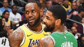 Boston Celtics vs Los Angeles Lakers - Full Game Highlights   March 9, 2019   2018-19 NBA Season