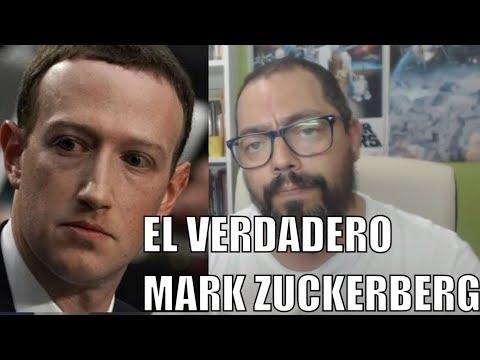 El VERDADERO MARK ZUCKERBERG Y SUS MOTIVOS OCULTOS