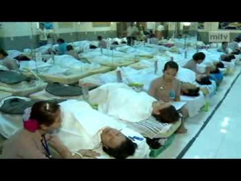 mitv - Charity Health: Vigen Myanmar Expand Centers