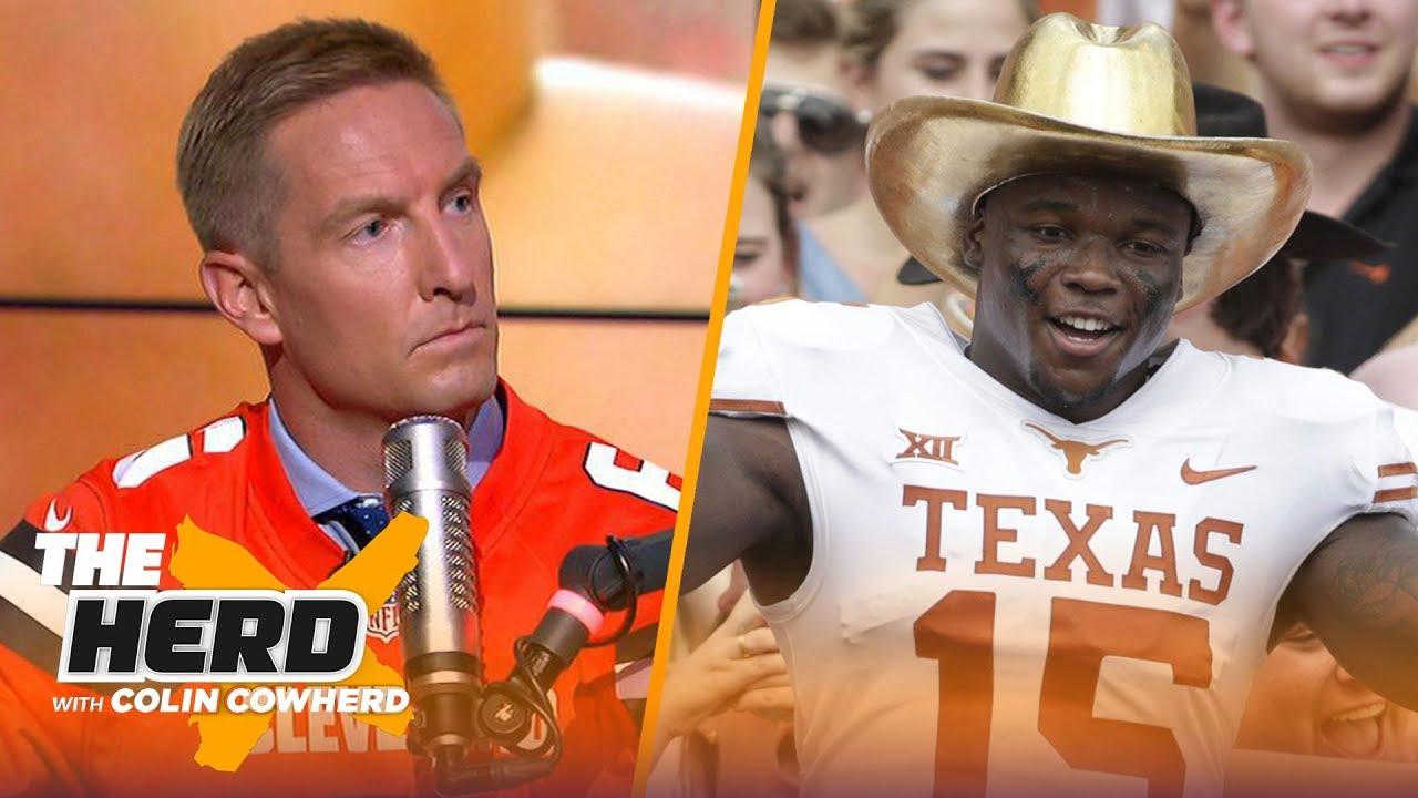 joel-klatt-on-texas-being-a-legitimate-big-12-contender-notre-dame-s-playoff-hopes-cfb-the-herd