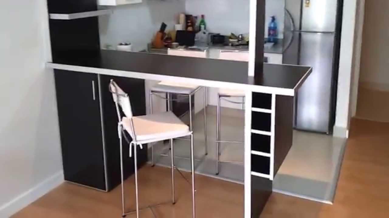 Desayunador separador de ambientes fabrica en villa devoto - Separador de ambientes ...