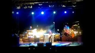 Steve Hackett - Firth of Fifth - Live teatro delle rocce 23/07/2013