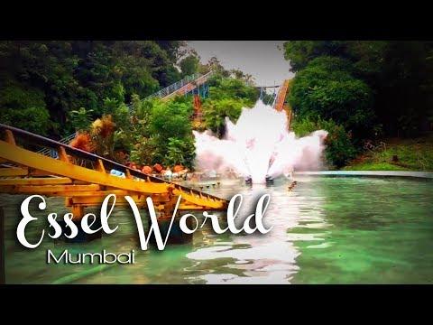 Essel World | Amusement park in Mumbai | Tourist Places in Mumbai