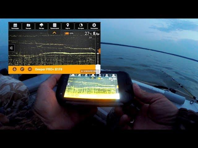 Ловля СОМА | Наблюдаем за подъёмами со дна
