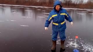 Зимняя рыбалка,  жерлицы, первый лед, Мордовия, М.Коломасово, Щука,отдых трейдера