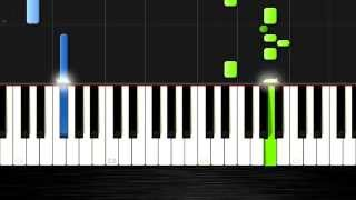 Yiruma - River Flows in You - EASY Piano Tutorial (50% Speed) by PlutaX - Synthesia