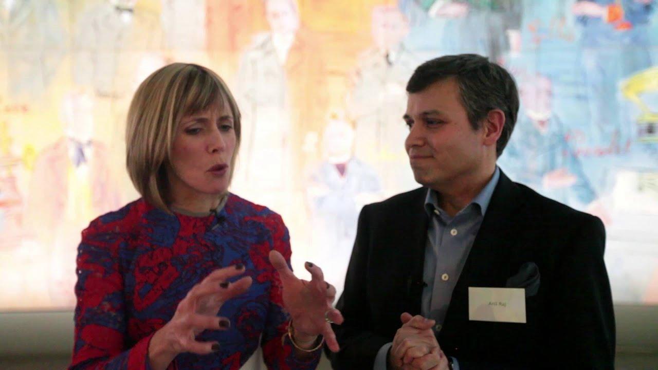 COP21 Hub Culture Paris 2015 Interview with Anil Raj - OMC