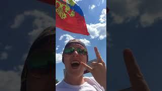 """Байк-шоу """"Русская мечта"""". Севастополь, 2018. Мото-клуб """"Ночные волки"""""""