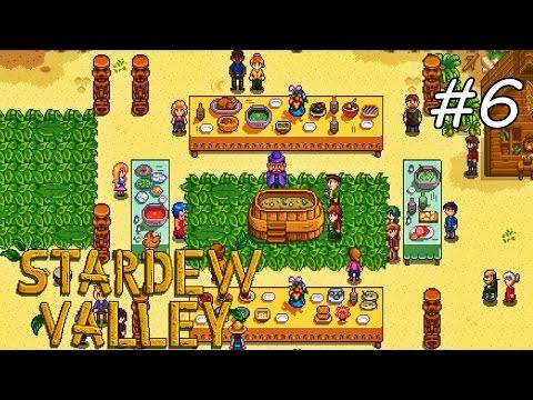Stardew Valley - Episode 06 - เทศกาลอาหาร