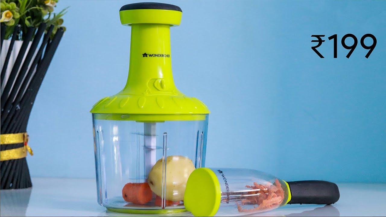 Top 5 Kitchen Gadgets on Amazon India - Latest 2020
