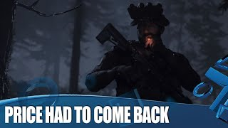 New Modern Warfare - Why Captain Price Had To Come Back