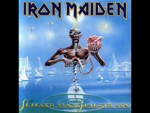 Iron Maiden Seventh Son Of A Seventh Son Backing Track With Vocals