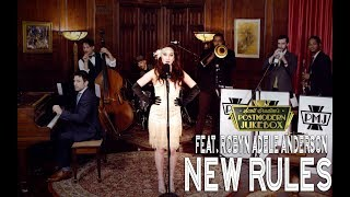 New Rules - Dua Lipa (1920s Cover) ft. Robyn Adele Anderson