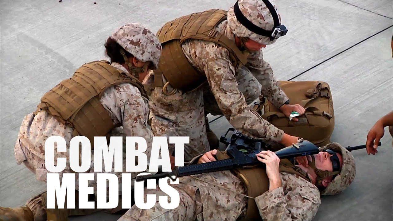 Fog of War: Combat Medics Course - YouTube