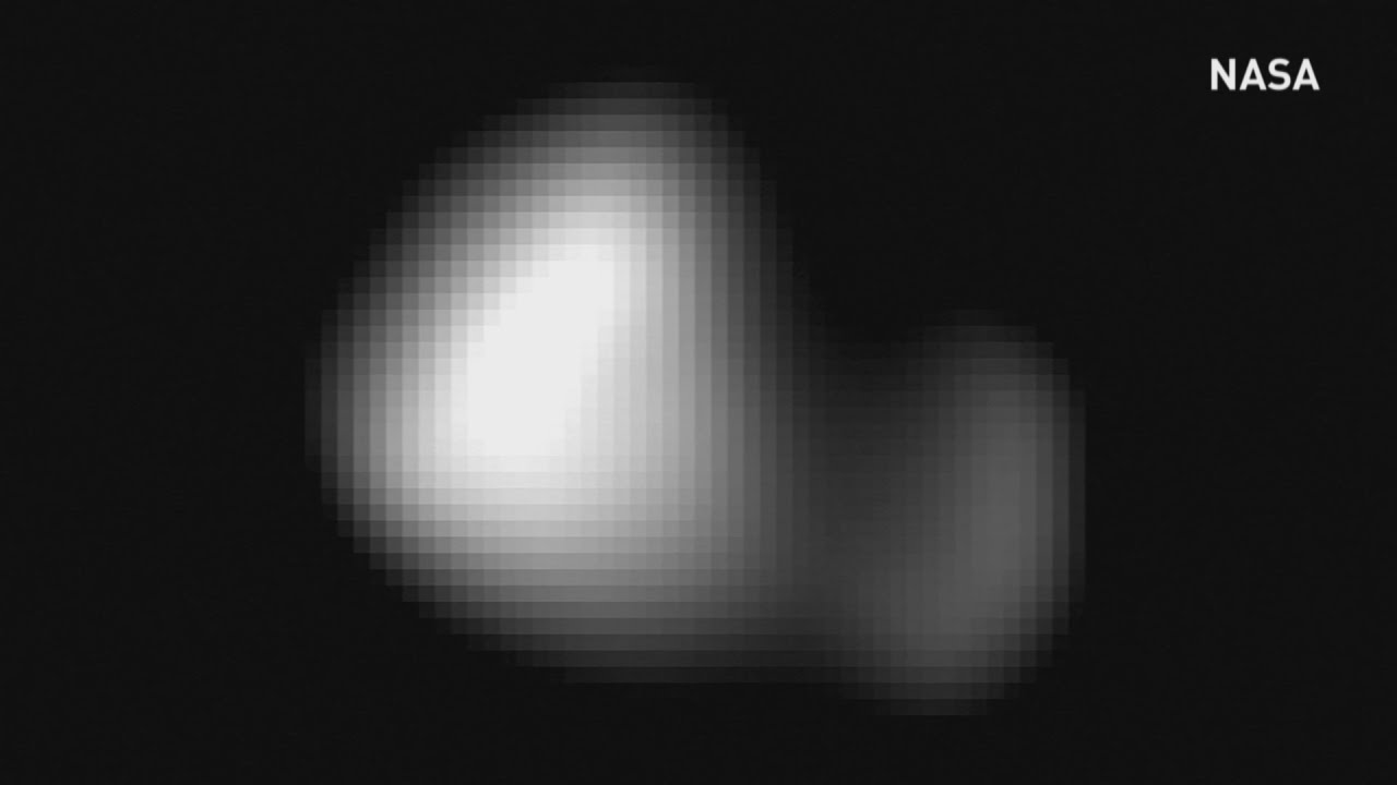 Nasa Releases First Image Of Pluto's Moon Kerberos