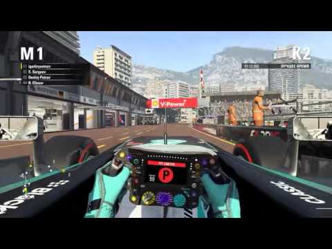 F1 2015 | GP Monaco FULL RACE LIVE STREAM