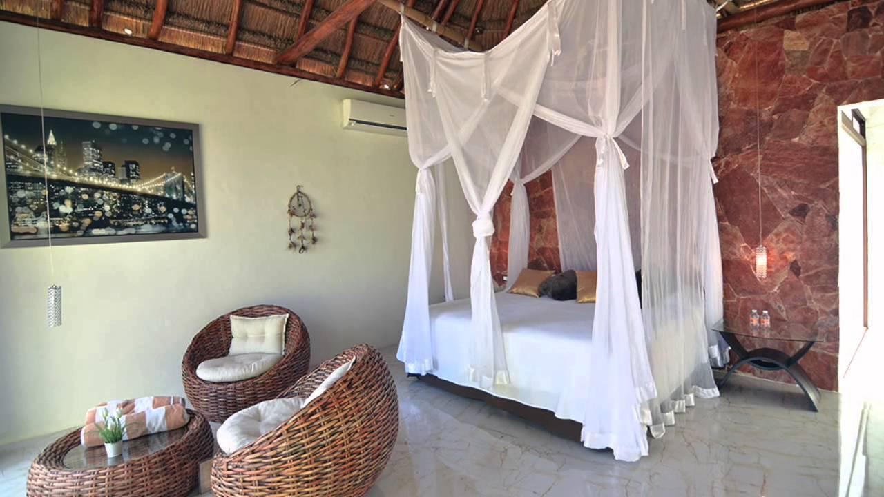 Caba as luxury en bacalar pueblo m gico de quintana roo for Hotel luxury en bacalar