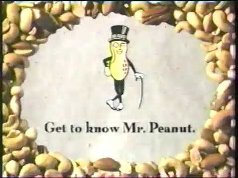 Planters Peanuts 1995 Commercial Youtube