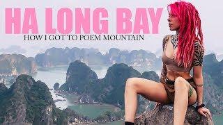 The REAL reason I stayed in Ha Long Bay : Vietnams Paradise (budget travel)