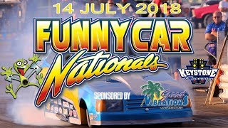 Good Vibrations Motorsports 11th Annual Funny Car Nationals - Part 2