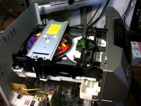 Panasonic SA AK27 cd changer