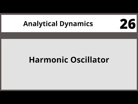 Analytical Dynamics in Hindi Urdu MTH382 LECTURE 26