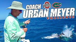 Coach URBAN MEYER Takes the SMC Challenge with Hilary
