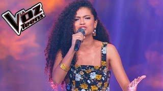 María José canta 'Llegaste tú' | Rescates | La Voz Teens Colombia 2016