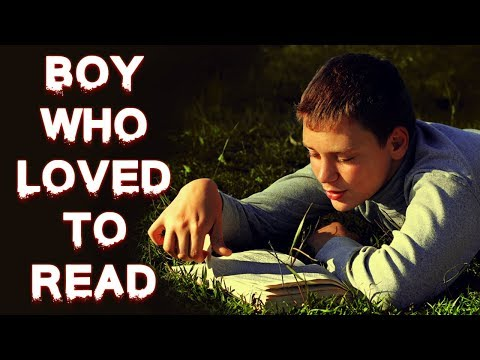 [हिन्दी] The Boy Who Loved To Read | Horror Story | Creepypasta | In Hindi