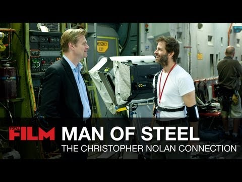 Zack Snyder and Man Of Steel Cast On Christopher Nolan