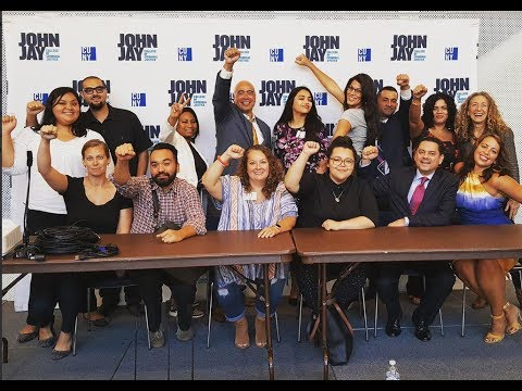 Latinos & Criminal Justice Conference 2016 - Watch Full Day