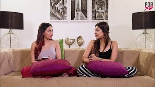 Komal & Upalina Take On The Whisper Challenge - POPxo